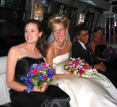 Party Bus Wedding